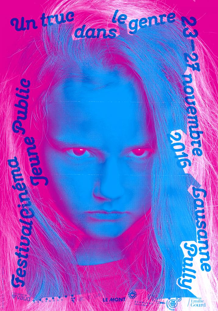 Affiche de l'édition 2016 du Festival Cinéma Jeune Public